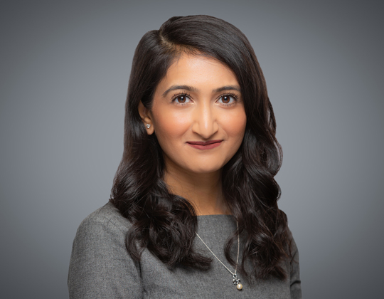 Aashima Singh, Lawyer, Corporate Securities Practice, WeirFoulds