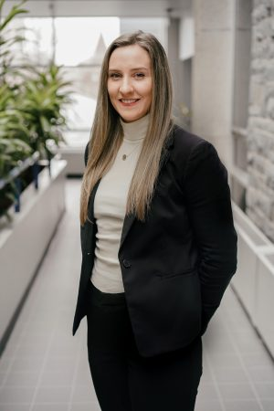 Cassie Chaloux, Articling Student at WeirFoulds LLP