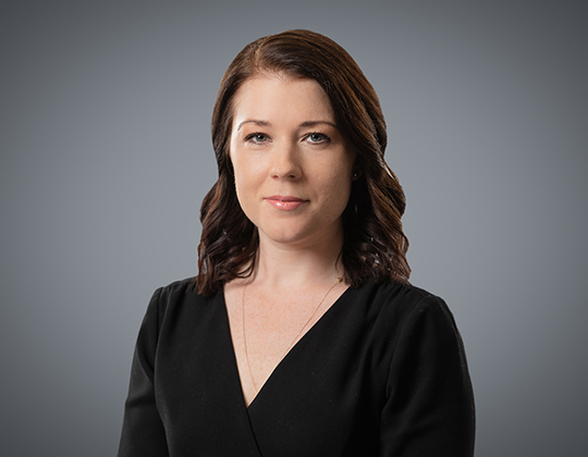 Carleigh Bassett, WeirFoulds, Lawyer, Corporate Practice