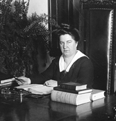 Emily Murphy – first woman judge