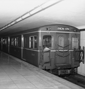 First Subway – TTC