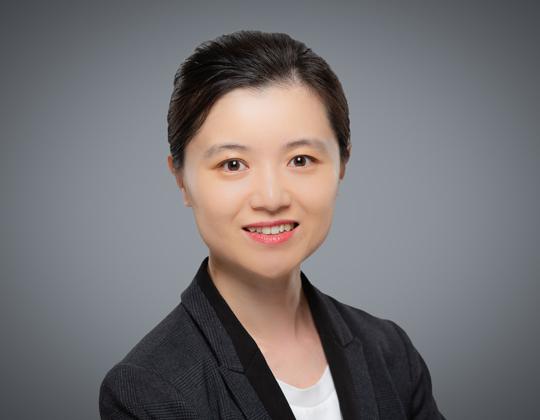 Katie Liu, Law Clerk, Securities Practice, WeirFoulds