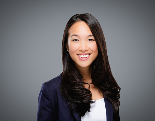 Megan Mah, Lawyer, Litigation Practice, WeirFoulds