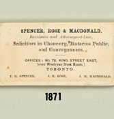 Name Change – Spencer, Rose & Macdonald